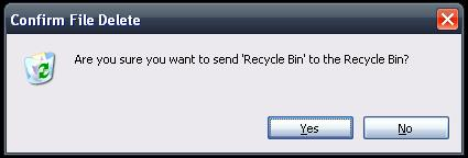 Send-recycle-bin-to-recycle-bin